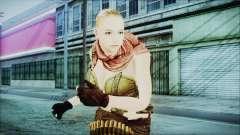 Mila Short Hair from Counter Strike