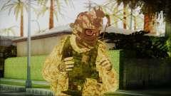 MW2 Russian Airborne Troop Desert Camo v3 para GTA San Andreas