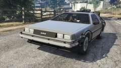 DeLorean DMC-12 Back To The Future v1.0