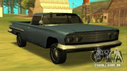 Voodoo El Camino v1 para GTA San Andreas