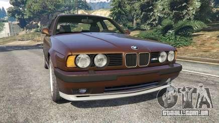 BMW M5 (E34) 1991 v2.0 para GTA 5