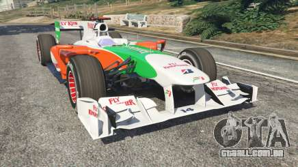 Force India VJM03 para GTA 5