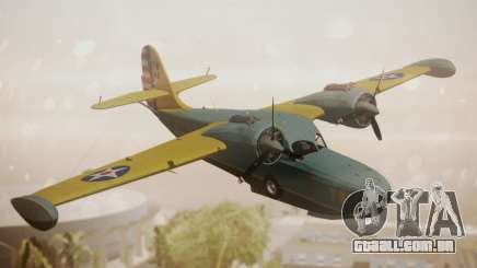 Grumman G-21 Goose N130FB para GTA San Andreas