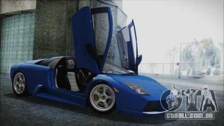 Lamborghini Murcielago 2005 Yuno Gasai HQLM para GTA San Andreas