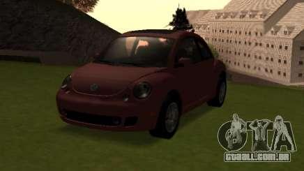 VW New Beetle 2004 Tunable para GTA San Andreas