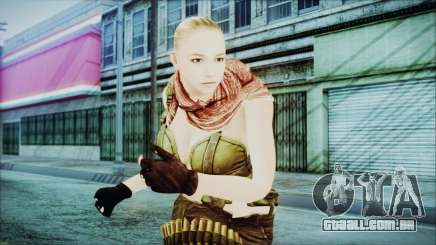 Mila Short Hair from Counter Strike para GTA San Andreas
