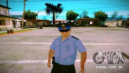 O funcionário do Ministério da Justiça v2 para GTA San Andreas