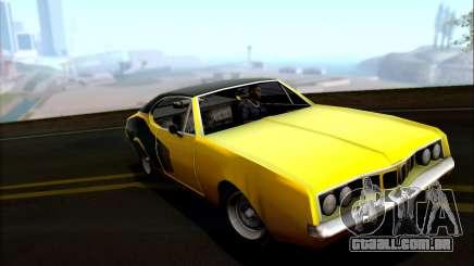 Clover Barracuda para GTA San Andreas