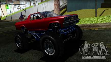 GTA 5 Cheval Marshall IVF para GTA San Andreas