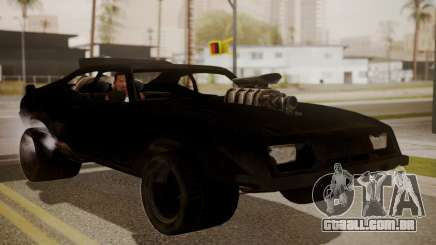 Ford Falcon Coupe XB GT 1973 Max Interceptor para GTA San Andreas