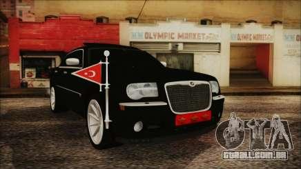 Chrysler 300С Unalturan para GTA San Andreas