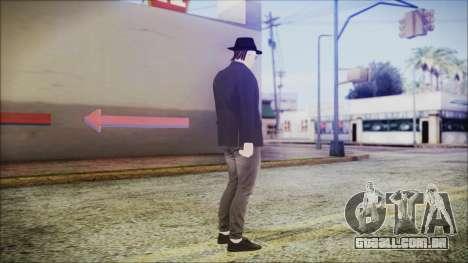 GTA Online Skin 49 para GTA San Andreas terceira tela