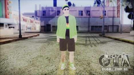 GTA Online Skin 44 para GTA San Andreas segunda tela