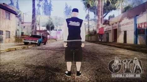 GTA Online Skin 50 para GTA San Andreas terceira tela