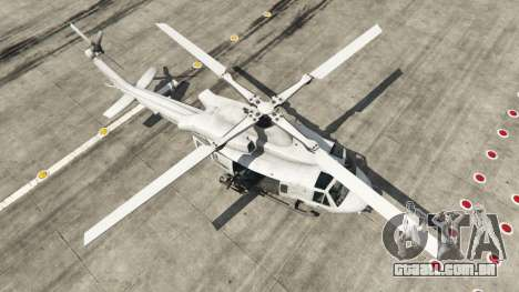 GTA 5 Bell UH-1Y Venom v1.1 quarto screenshot