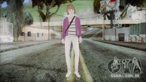 Life Is Strange Episode 3 Max Vortex Club para GTA San Andreas segunda tela