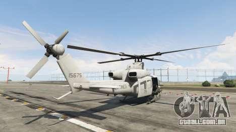 GTA 5 Bell UH-1Y Venom v1.1 terceiro screenshot