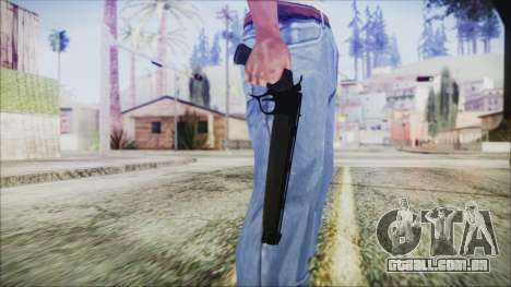 GTA 5 Marksman Pistol - Misterix 4 Weapons para GTA San Andreas terceira tela