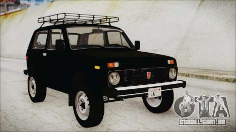 VAZ 2121 Niva 1600 2.0 para GTA San Andreas