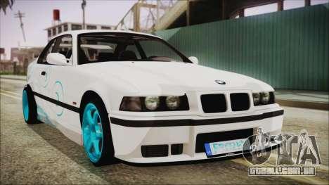 BMW M3 E36 Frozen para GTA San Andreas