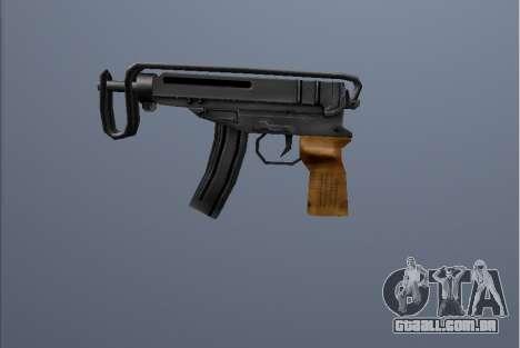 PP Escorpião para GTA San Andreas