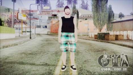 GTA Online Skin 39 para GTA San Andreas segunda tela