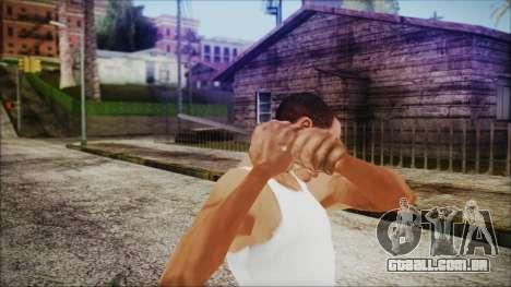 Screwdriver HD para GTA San Andreas terceira tela