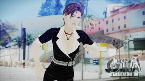 Lara Flaca Business Suit para GTA San Andreas