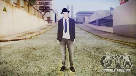 GTA Online Skin 49 para GTA San Andreas segunda tela