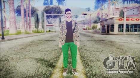 GTA Online Skin 28 para GTA San Andreas segunda tela