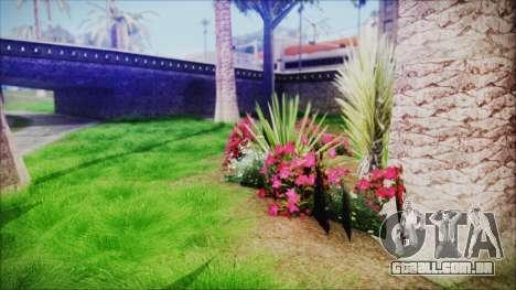 Super Realistic Grass para GTA San Andreas