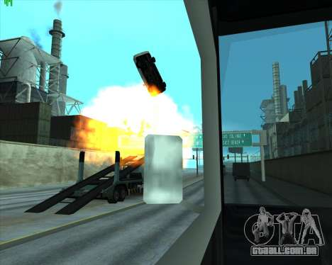 Insanidade, no estado de San Andreas v1.0 para GTA San Andreas