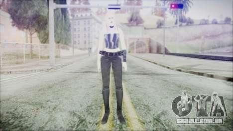 DMC4 Trish para GTA San Andreas segunda tela