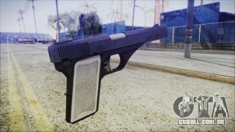 GTA 5 Vintage Pistol - Misterix 4 Weapons para GTA San Andreas terceira tela