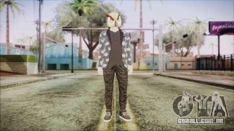 Skin GTA Online Hipster 2 para GTA San Andreas segunda tela