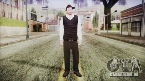 GTA Online Skin 41 para GTA San Andreas segunda tela