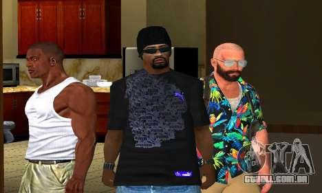 Mens Mega Pack para GTA San Andreas segunda tela