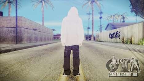Brick Bazuka para GTA San Andreas terceira tela