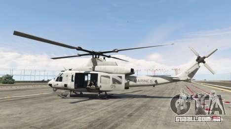 GTA 5 Bell UH-1Y Venom v1.1 segundo screenshot