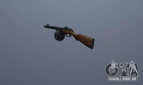 PCA para GTA San Andreas terceira tela