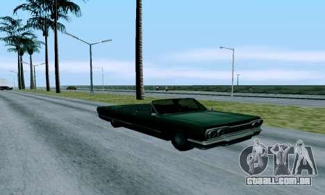 uM ENB para PC fraco para GTA San Andreas