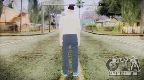 GTA Online Skin 38 para GTA San Andreas terceira tela
