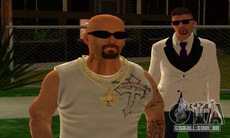 Mens Mega Pack para GTA San Andreas décimo tela