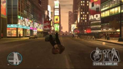 Ragdoll Mod para GTA 4