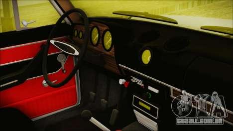 VAZ 2103 para GTA San Andreas vista direita