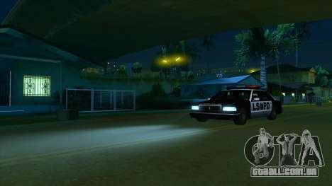 ENB Settings Janeair 1.0 Light para GTA San Andreas segunda tela