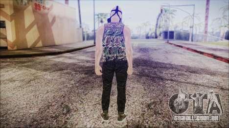 GTA Online Skin 6 para GTA San Andreas terceira tela