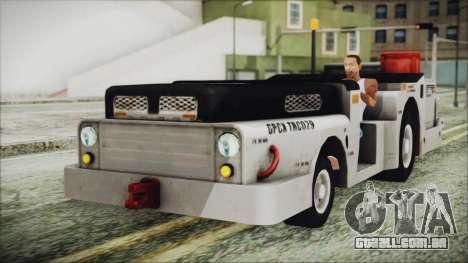 BF3 Push Car para GTA San Andreas