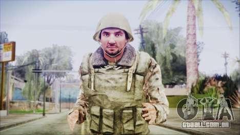 World In Conflict Generic Russian para GTA San Andreas