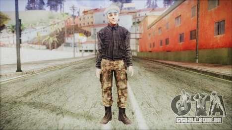 World In Conflict Lebdjev para GTA San Andreas segunda tela